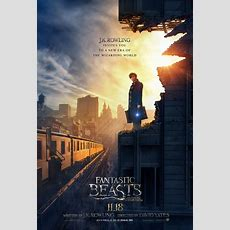 Fantastic Beasts And Where To Find Them New Trailer Collider