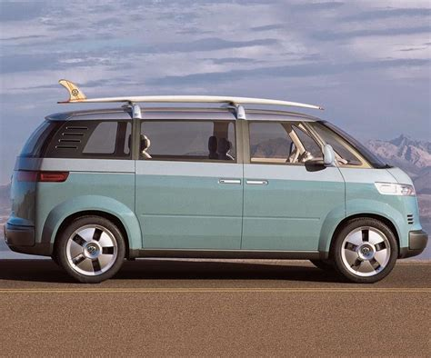 Nearly 70 Years After The Launch, The 2017 Volkswagen Bus