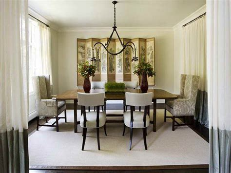 dining room curtain ideas indoor formal dining room decorating ideas with white
