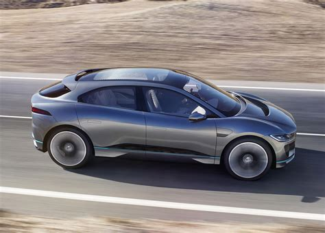 Best In Hybrid by Jaguar I Pace Review Parkers