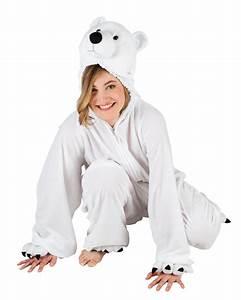 Warmes Halloween Kostüm : kost m eisb r pl sch dame kost me g nstige ~ Lizthompson.info Haus und Dekorationen