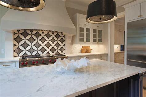 black and white tile backsplash black and white circle kitchen backsplash tiles