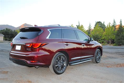 High Style 2019 Infiniti Qx60 Luxe Test Drive