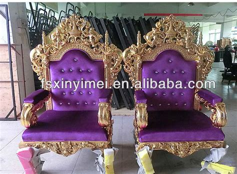 king antique throne chairs xym h60 buy antique