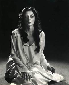 Dame Maggie Smith as Lady Macbeth...my god that look on ...