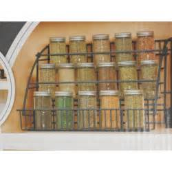 Rubbermaid Spice Rack by Rubbermaid Fg802009 Pull Spice Rack