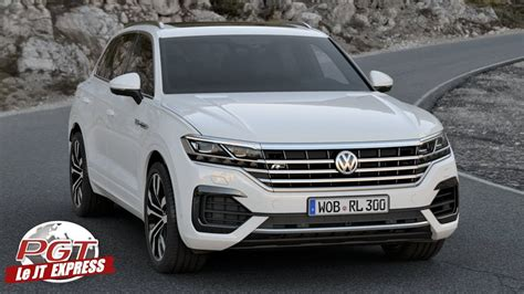 pjt express volkswagen touareg  youtube