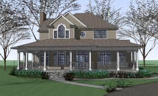 country house plans with wrap around porches country farmhouse with wrap around porch plan maverick