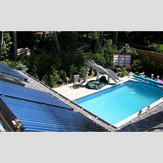 Mississauga Solar Swimming Pool Heating