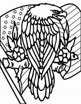 Downloads Coloring Success Patriotic Eagle Millionaire sketch template