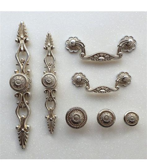 french country cabinet knobs french shabby chic dresser drawer pulls handles antique