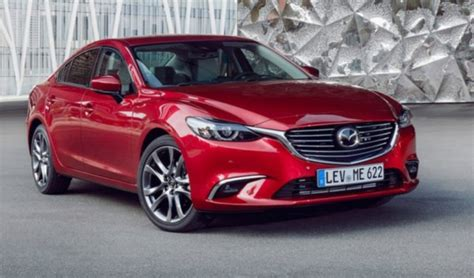 Mazda 6 Gt 2020 by 2020 Mazda 6 Price Specs Review Release Date 2020
