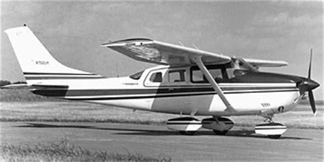 cessna 205 206 stationair plane pilot magazine