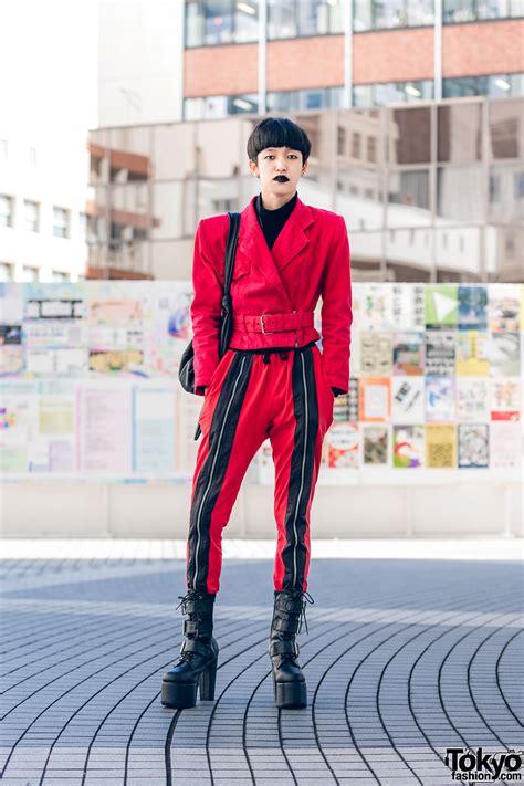 shinjuku japanese street fashion  tokyo fashion