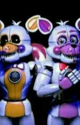 lolbit  funtime foxy sisters story fanmade