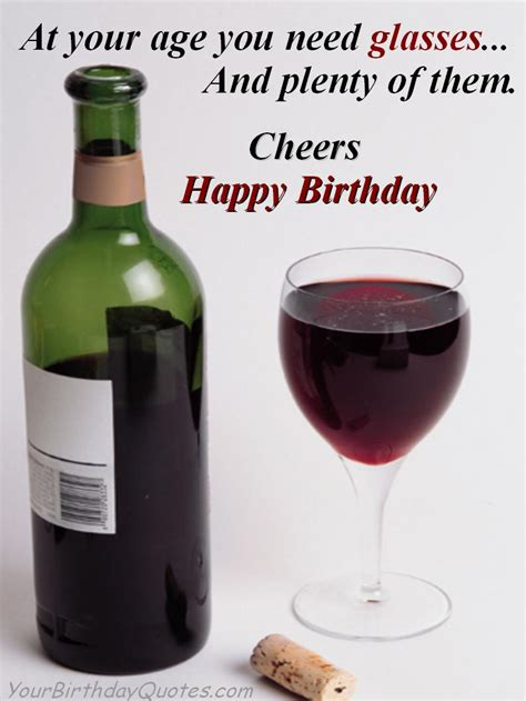 wine birthday birthday quotes funny birthday quotes with thepicture of