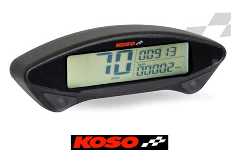 Koso Db Ex~02 Motorcycle Speedo Enduro Digital