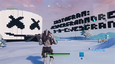 marshmello  fortnite creative island  code