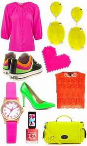 1000 images about Fluro neon 80s party on Pinterest