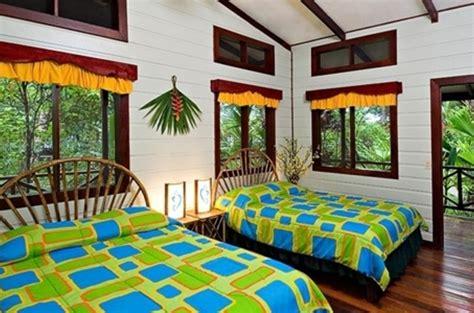 chambre franco suisse caribbean paradise eco lodge tortuguero costa rica