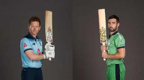 Live Streaming Cricket, England vs Ireland, 2nd ODI: Watch ...