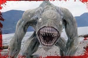 Sea Beast Movie Monsters