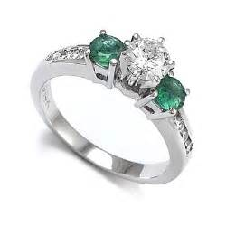 emerald engagement rings anzor jewelry 14k gold 60 ct emerald 83 cwt engagement ring 14k solid gold choose