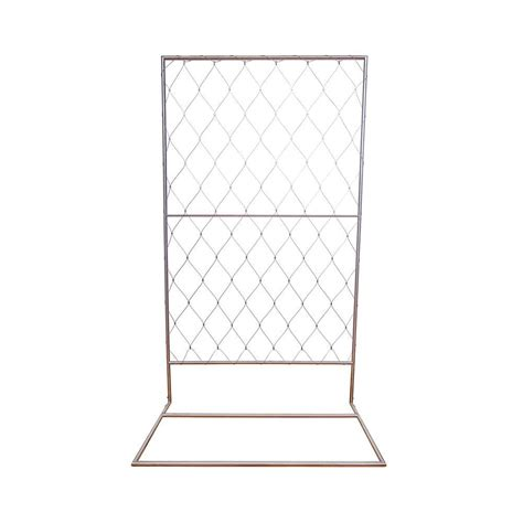 home depot standing ls jakob free standing trellis with base 20257 0301 the