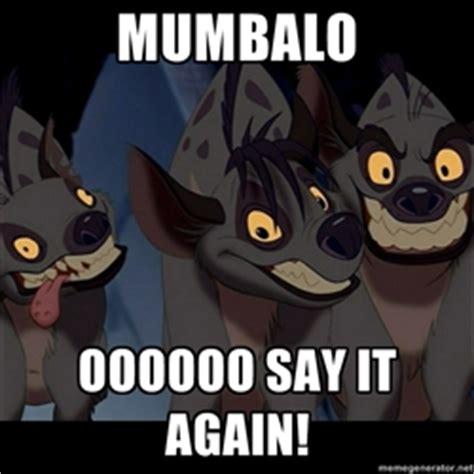 Lion King Meme Generator - lion king hyenas meme