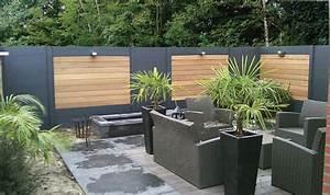Brise Vue Pour Terrasse : brise vue terrasse design brise vue bois jardin ~ Dailycaller-alerts.com Idées de Décoration