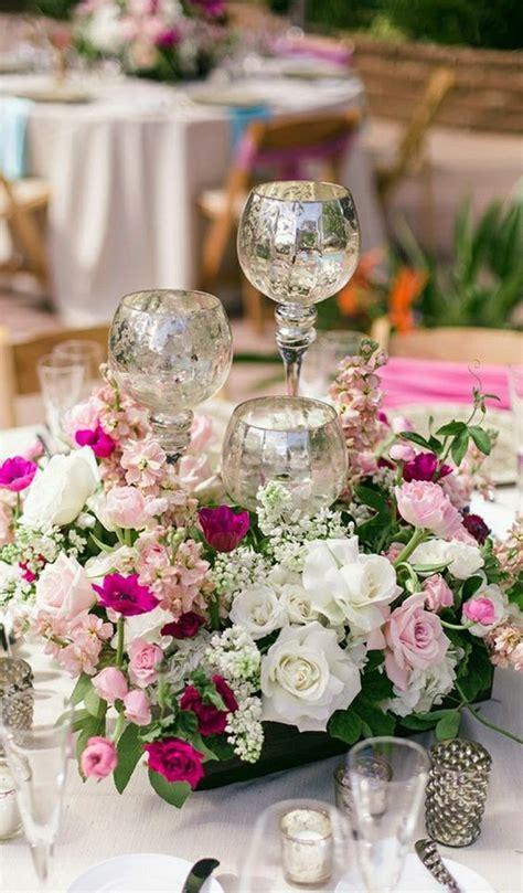 idee deco mariage pas cher comment d 233 corer le centre de table mariage