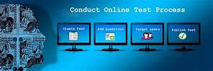 Company conduct online test help pages