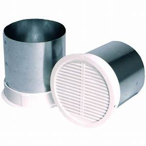 4 in Eave Vent for Bath Exhaust-BFEV4 - The Home Depot