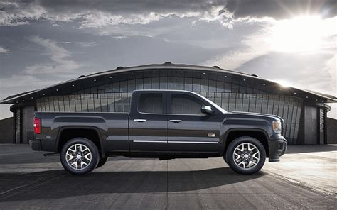 Gmc Sierra 1500 2018 Widescreen Exotic Car Image 04 Of 58
