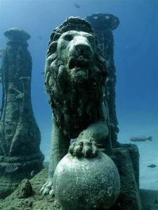 Ancient Underwater Ruins of Cleopatra: Alexandria, Egypt