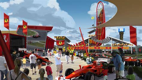 Ferrari Land Abrirá El 7 De Abril De 2017