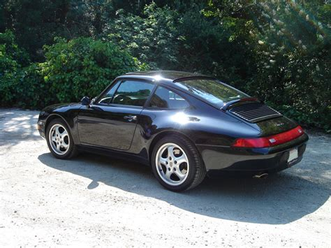 Porsche 911 Modification by Jonbot 1995 Porsche 911 Specs Photos Modification Info