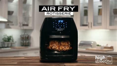 fryer air power cooker