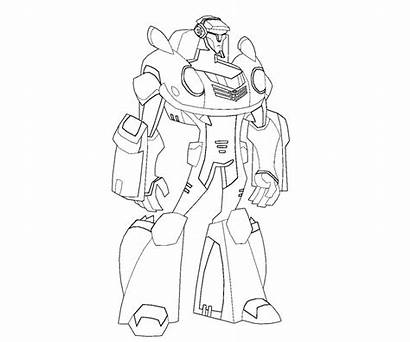 Rescue Bots Pages Transformers Coloring Printable Colouring