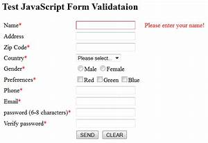 javascript and jquery by examples With javascript input document