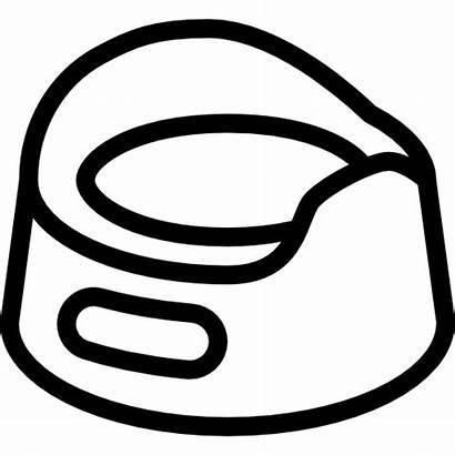 Potty Icon Icons Svg Edit Views Flaticon
