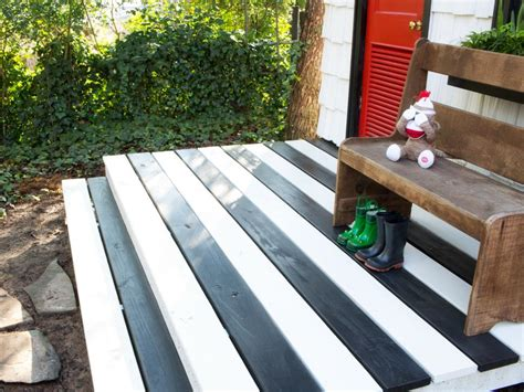 deck painting ideas hgtv