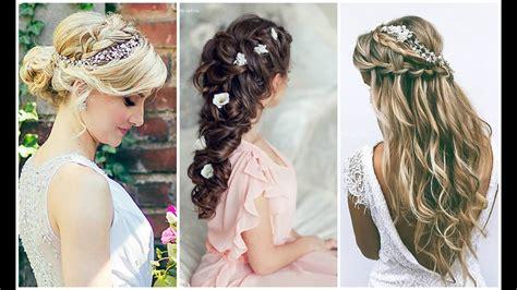 Top Hair Ideas For 2017 Brides