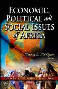 Economic, Political & Social Issues of Africa