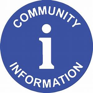 Community Information And Education Programs