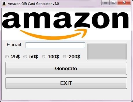 Are you having trouble picking out presents for your picky shopper loved one? Amazon Gift Card Generator v5.0