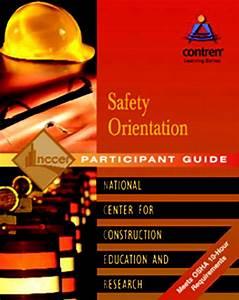 Nccer  Safety Orientation Pocket Guide  Paperback  2nd