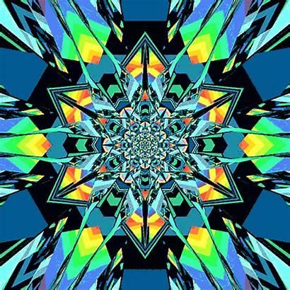 Optical Illusion Illusions Trippy Visuals Hippie Fractal
