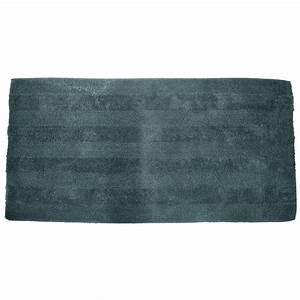 Tapis de bain l60 x l120 cm balea sensea leroy merlin for Tapis de bain 120 cm