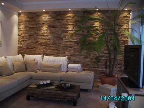 Steinwand Mit Tv by Indirekte Beleuchtung Steinwand Methodepilates